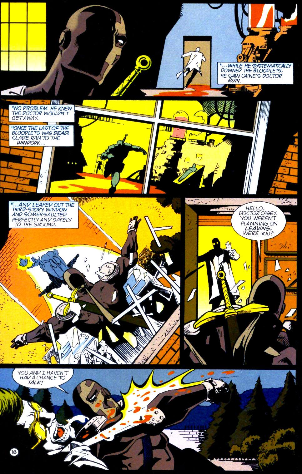Deathstroke (1991) Issue #60 #65 - English 19