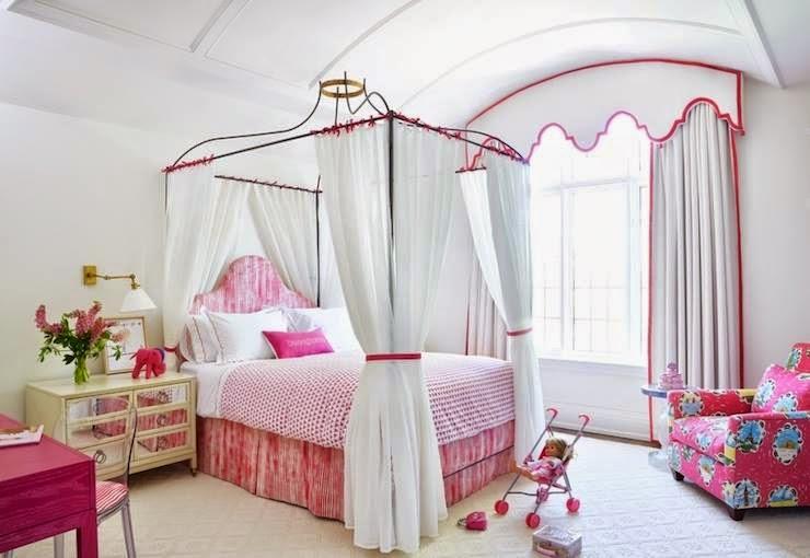 Construindo minha casa clean quartos de princesas veja - Dormitorios de princesas ...