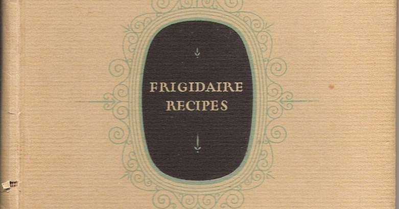 apron history frigidaire recipes 1923. Black Bedroom Furniture Sets. Home Design Ideas