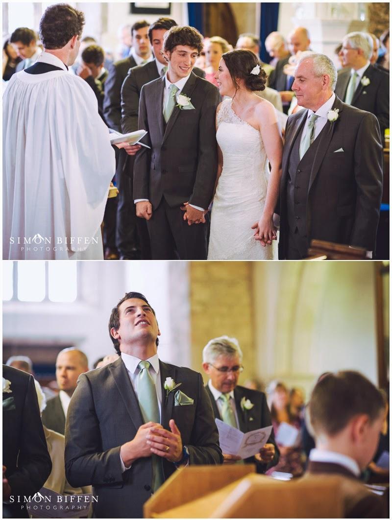 West Buckland church wedding photography