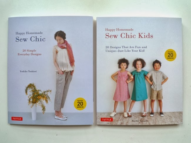 Tilly and the Buttons: Happy Homemade: Sew Chic + Sew Chic Kids