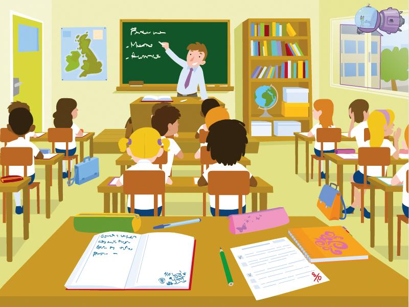 Vocabulaire la salle de classe vocabulary the classroom