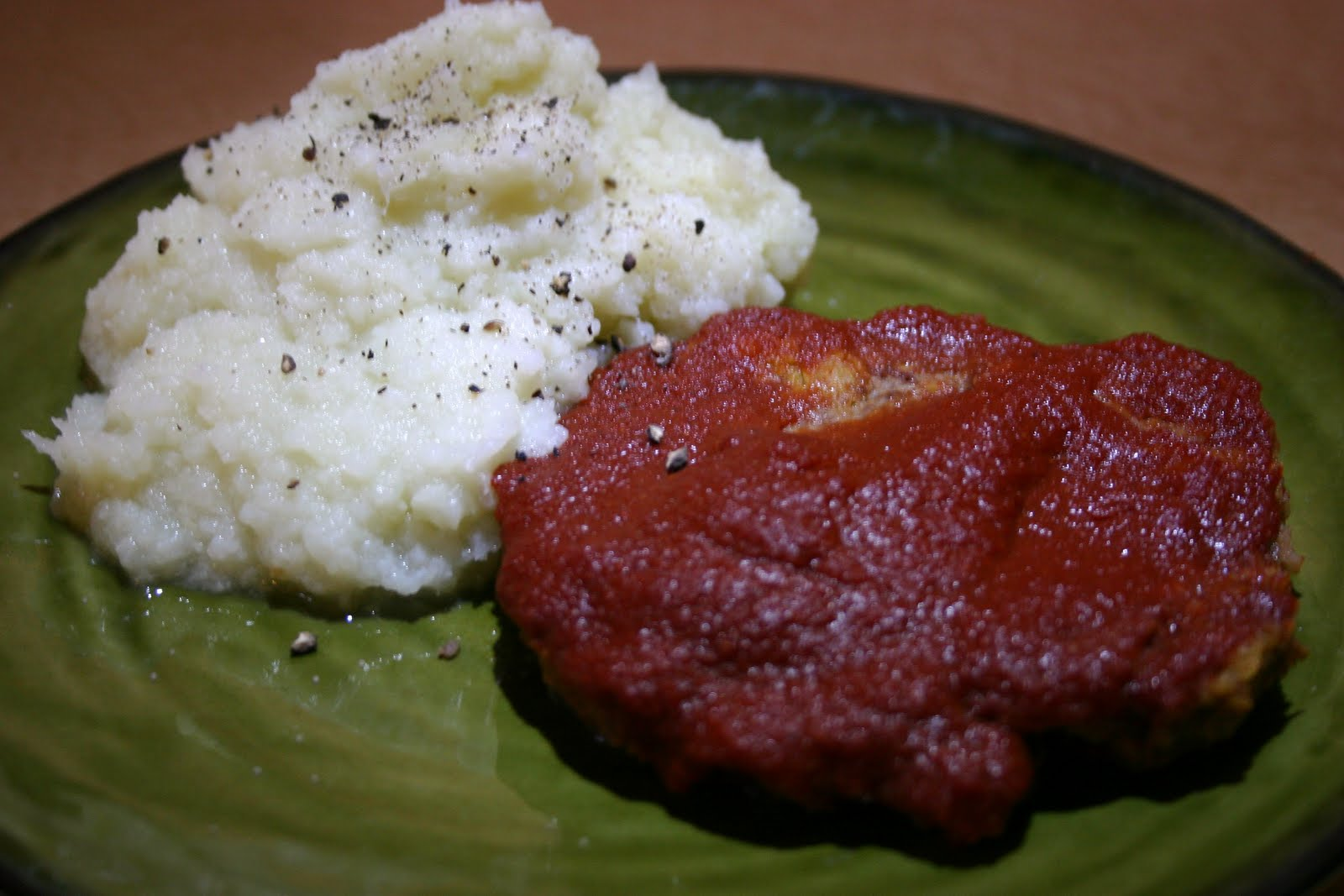 ... P2) RECIPE #5: An American Classic: MEATLOAF & HOMEMADE BBQ SAUCE
