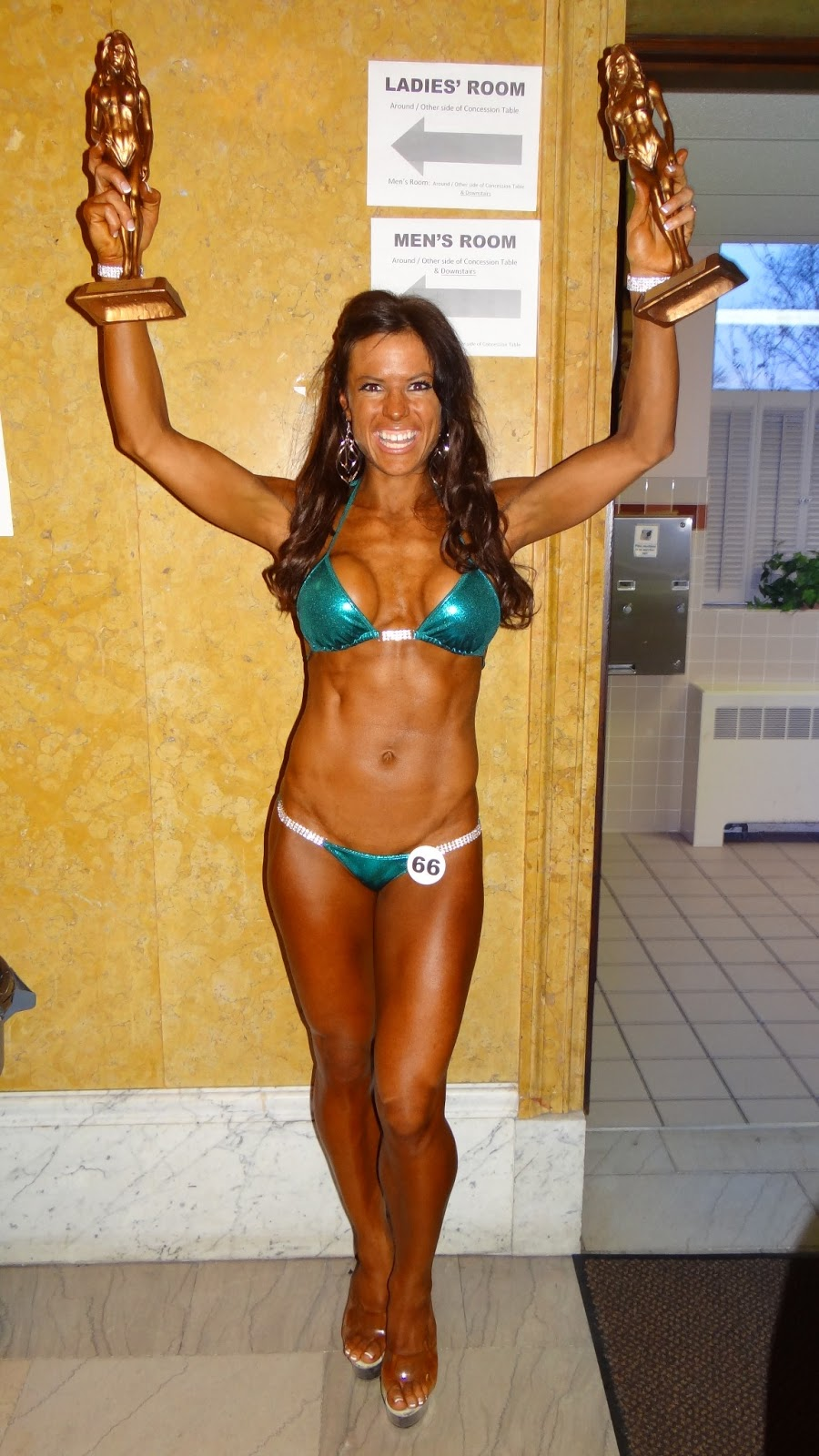 Competition Day: NPC Natural Eastern USA Championships