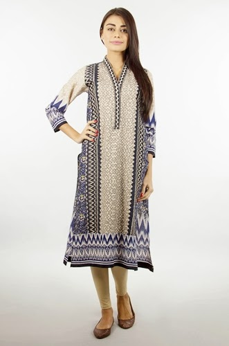Khaadi Winter Collection 2014 2015