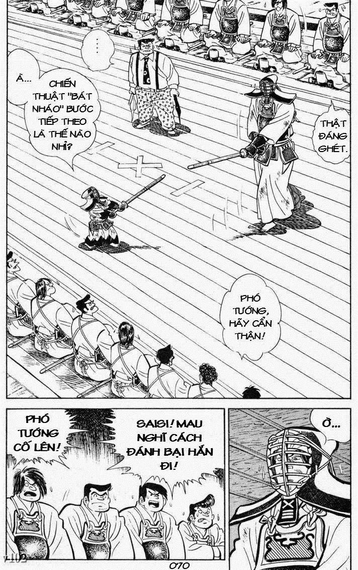 Siêu quậy Teppi chap 94 - Trang 25