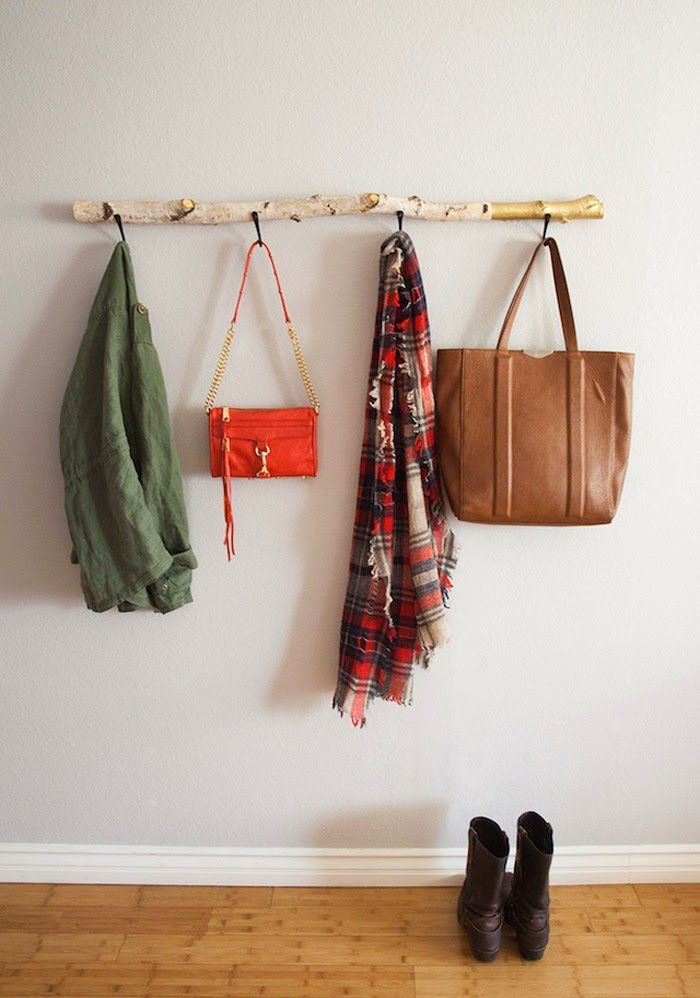7 weekend projects to try poppytalk for Coat hanger art projects