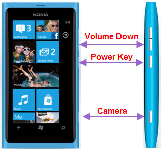 How to Soft Reset the Nokia Lumia 520, 620, 720, 820, 920 900 Force