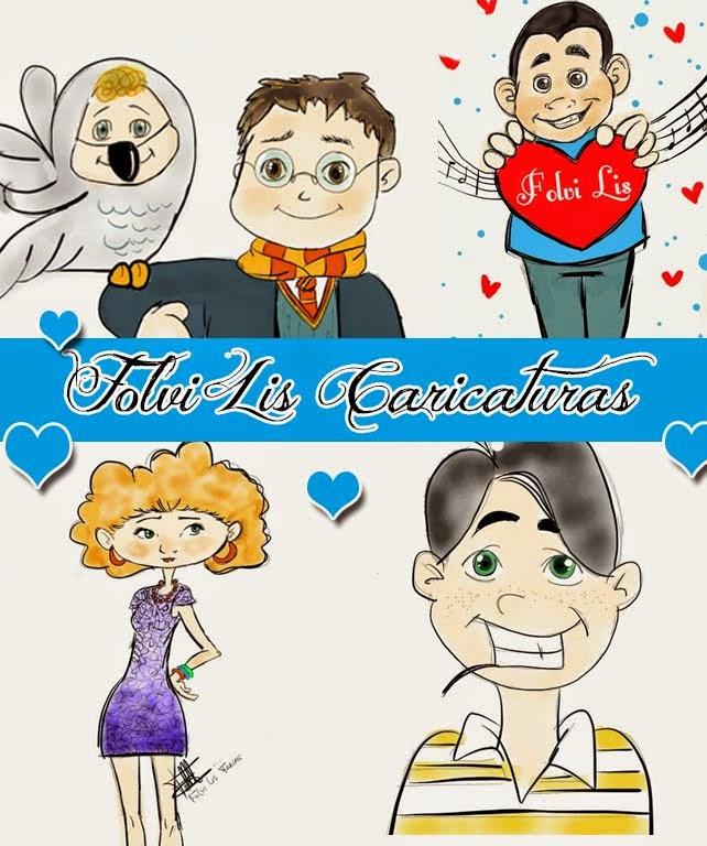 Caricaturas - Folvi Lis