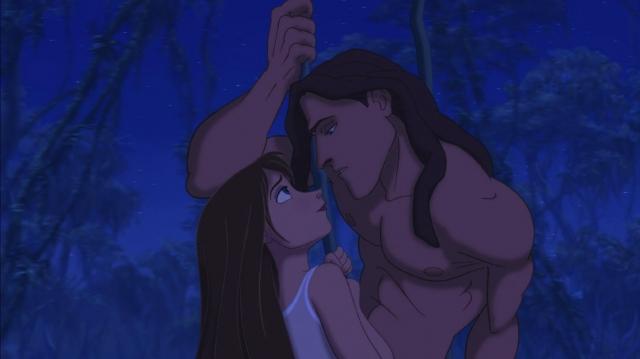 Cậu Bé Rừng Xanh, Tarzan