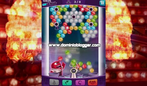 Rompe las esferas en el juego de Inside Out Thought Bubbles