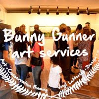 Bunny Gunner Art Gallery