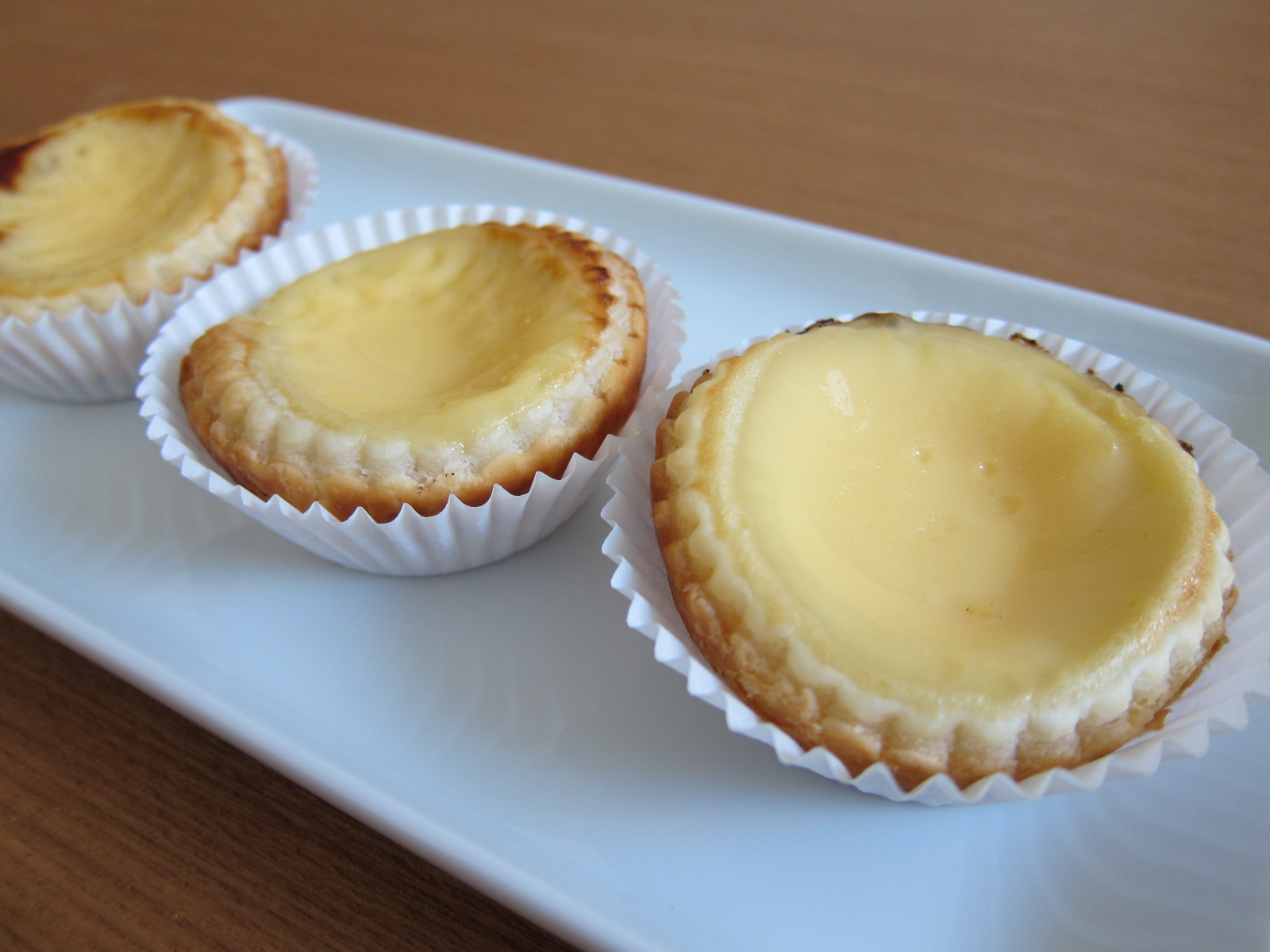 Cheats-Way Egg Tarts (aka Dan Tat) Hong Kong Style / LUCY ...