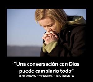 Una conversación con Dios