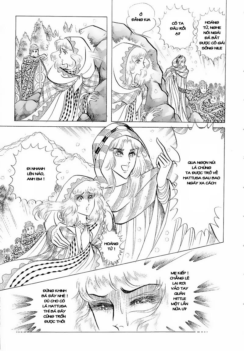 Nữ Hoàng Ai Cập-Ouke no Monshou chap 50 Trang 30 - Mangak.info