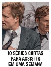 10 séries curtas para assistir em uma semana