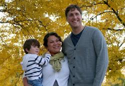 Catie, Dave & Bennett