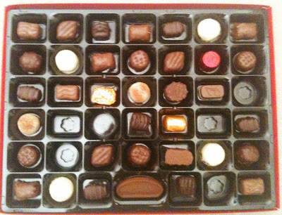 thorntons classic collection chocolates