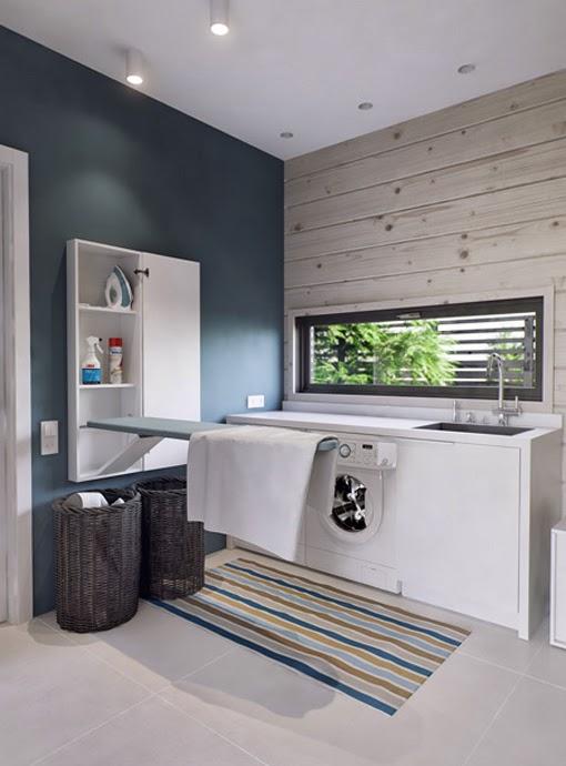 Ideas para las habitaciones de lavado y planchado no - Cuarto de lavado y planchado ...