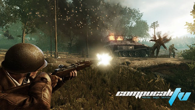 Imágenes de Enemy Front PC