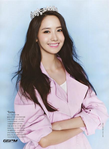 Yoona Ceci Korea October 2014