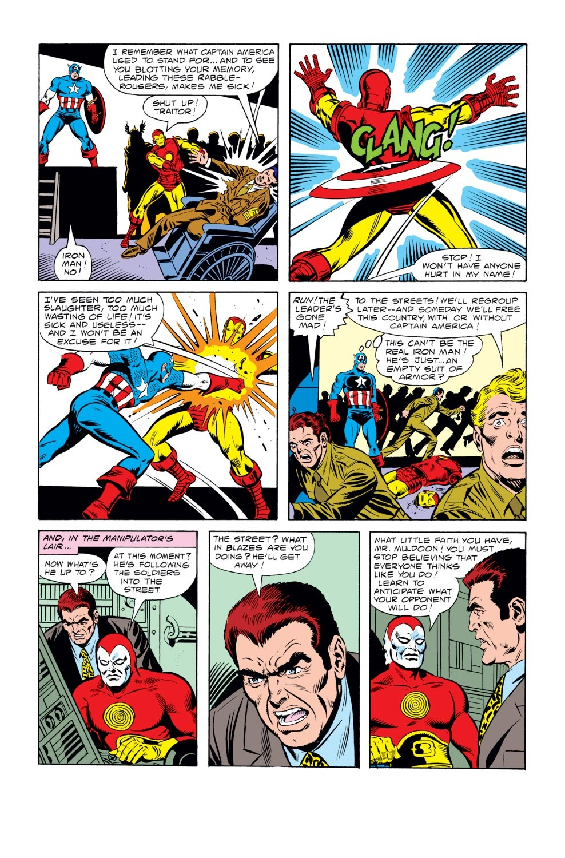 Captain America (1968) Issue #242 #157 - English 10