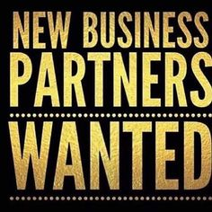 New Business Partner WANTED A$AP!!!