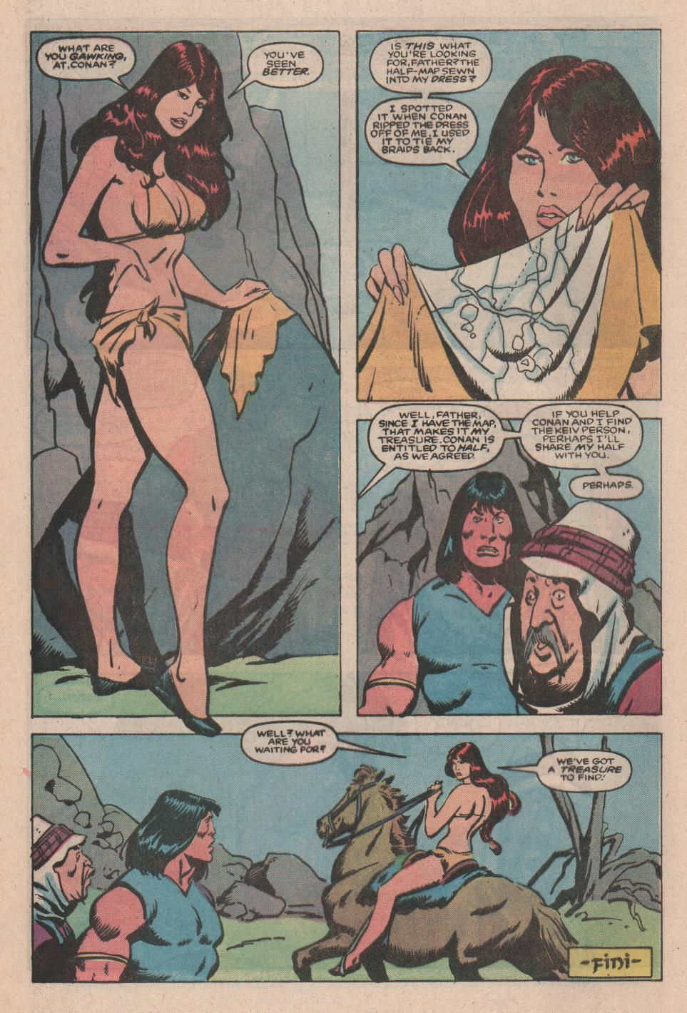 Conan the Barbarian (1970) Issue #172 #184 - English 23