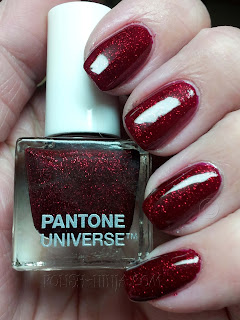 Pantone Universe + Sephora Rio Red
