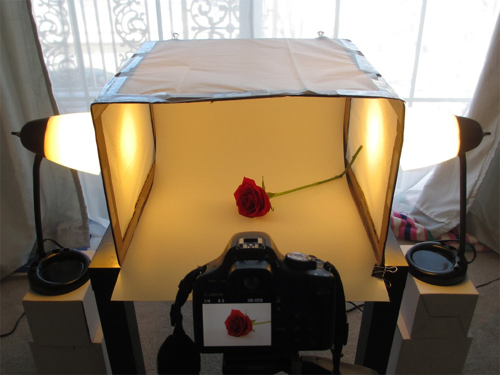 DIY Photography Light Tent | Boost Your Photography
