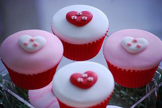 San Valentín, Detalles Comestibles