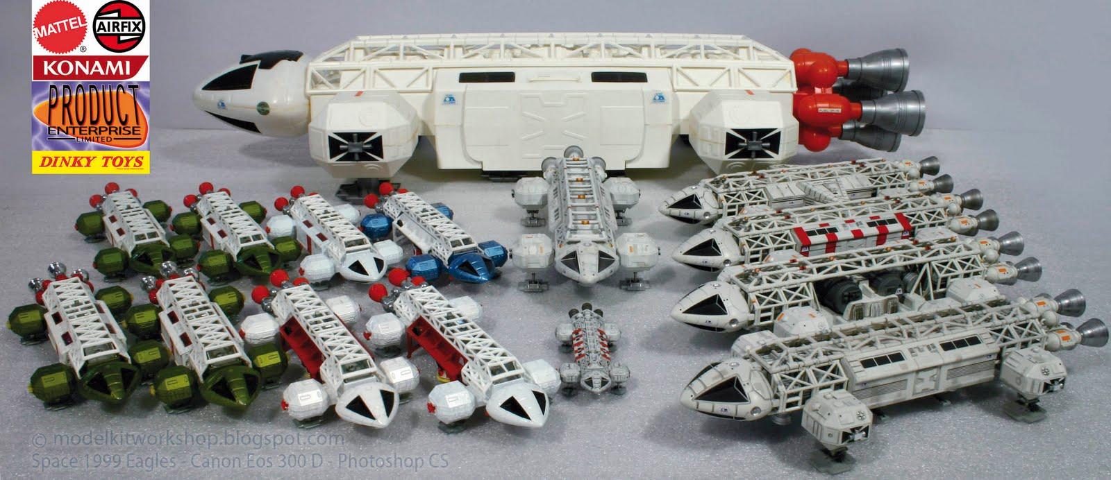 space 1999 spacecraft designs - photo #7