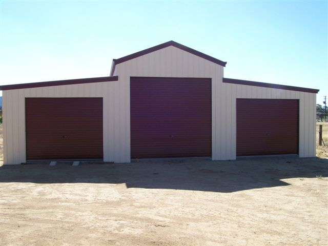 Steel building variations buildings for sale steel for Cheap metal sheds