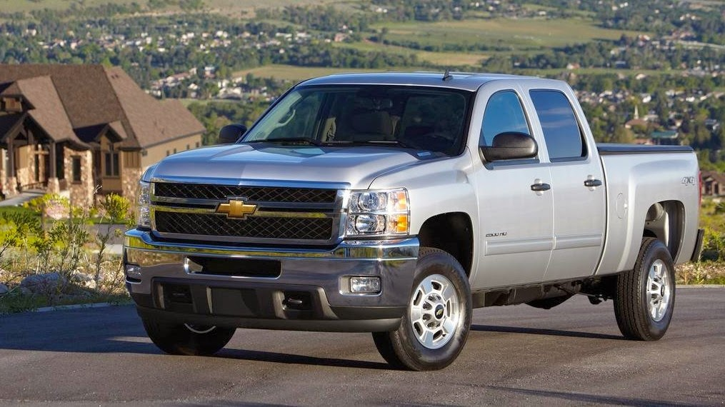 Chevrolet Silverado the Lowest Cost to Own Pickup