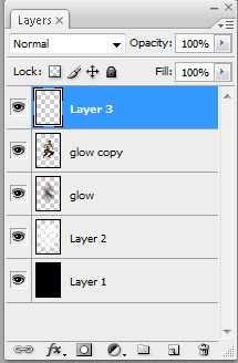 glow15 Penggunaan efek glow di Dance Ray dengan photoshop