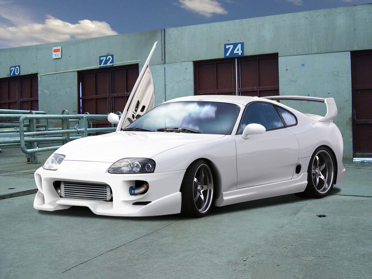 Jdm Cars For Sale >> HD Cars Wallpapers: Toyota Supra