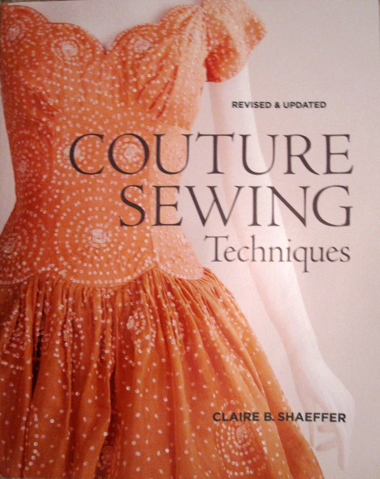 Queen of darts book review couture sewing techniques and