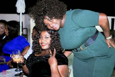 Big, bold and beautiful Adaora Ukoh celebrates birthday (photos)