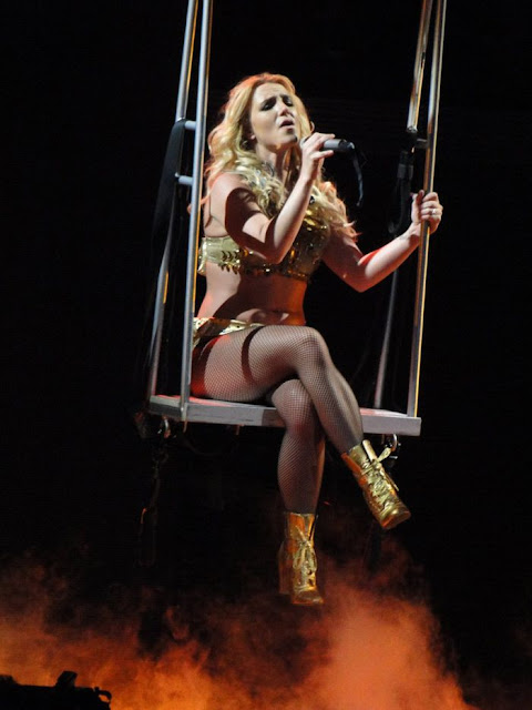 Celeb Singer Britney Spears