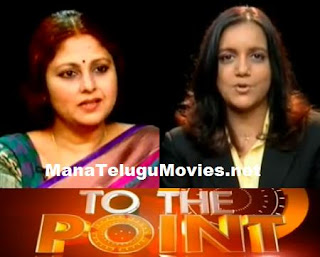 Jayasudha interview by Swapna -To The Point