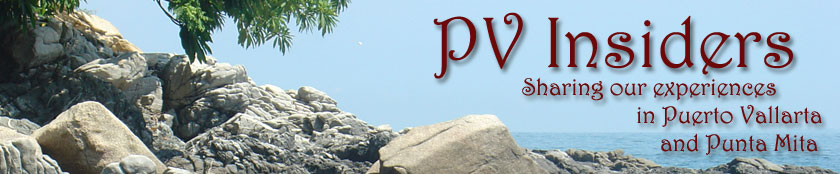 PV Insiders - Sharing our experiences in Puerto Vallarta and Punta Mita