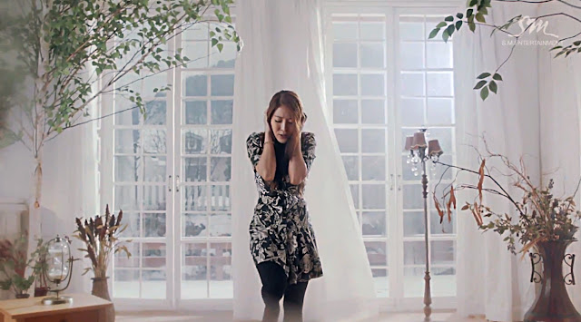 BoA Disturbance mv screencap 1