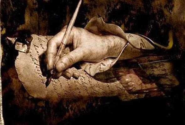 Resultado de imagen para Una poeta escribiendo