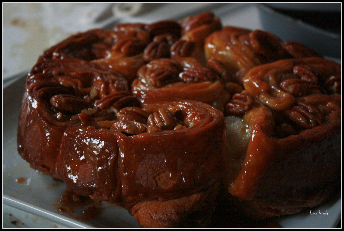 Welcome to Our Crazy Blessed Life: {TWD:BWJ} Pecan Sticky Buns