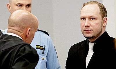 Breivik in black #2