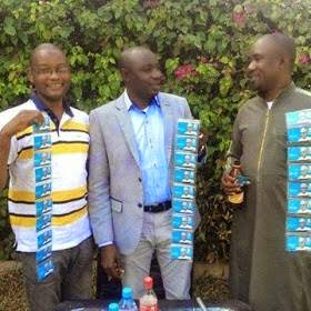 Did General Buhari Prints Recharge Cards for His 2015 Campaign?
