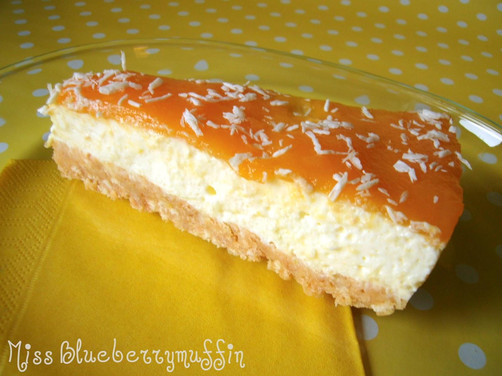 miss blueberrymuffin 39 s kitchen mango torte ohne backen. Black Bedroom Furniture Sets. Home Design Ideas