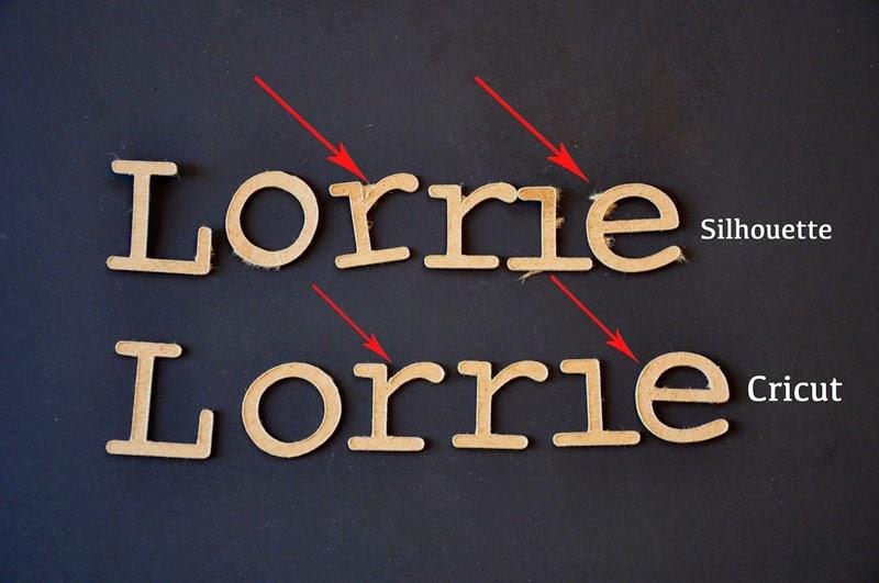 Lorrie S Story Silhouette Cameo Vs Cricut Explore