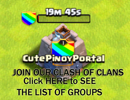 CLICK the IMAGE to SEE the LIST of our CLANS