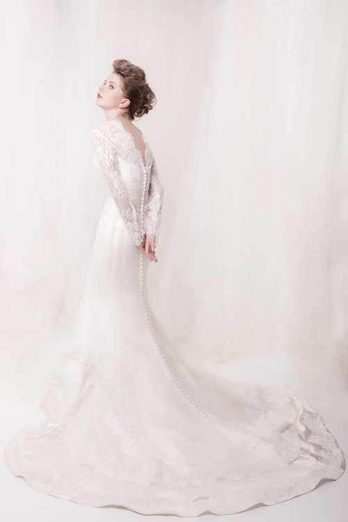 Sarah Houston 2013 Bridal Wedding Dresses